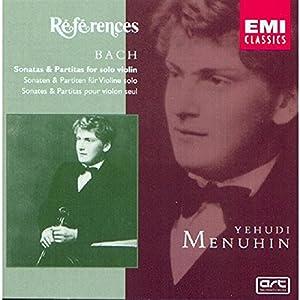 Sonates & partitas pour violon seul, BWV 1001 à 1006
