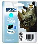 118668: Epson T1002 Cyan Ink Cartridg...