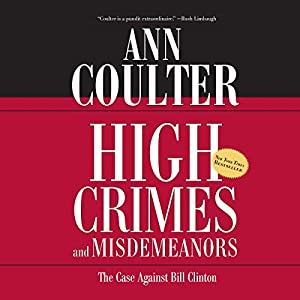 High Crimes and Misdemeanors Audiobook