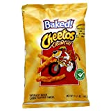 Baked Cheetos Cheese Snacks, Crunchy, 1.5-Ounce Large Single Serve Bags (Pack of 64) ~ Cheetos