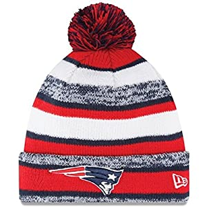 New Era On field Sport Knit New England Patriots Game Hat Red/White/Blue Size One Size