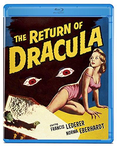 Return of Dracula [Blu-ray]