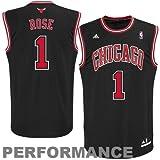 NBA Chicago Bulls Derrick Rose Replica Alternate Jersey - R28E8Bb5 Youth