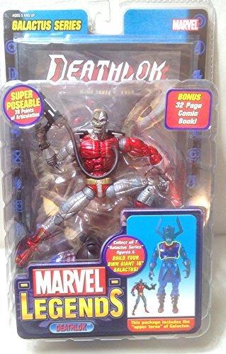Marvel Legends Series 9 Action Figure Deathlok by Marvel (Marvel Legends Series 9 compare prices)