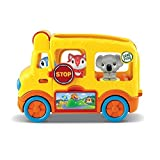 Leap Frog Learning Friends Adventure Bus And Owl And Parrot Figures With Board Book Bundle