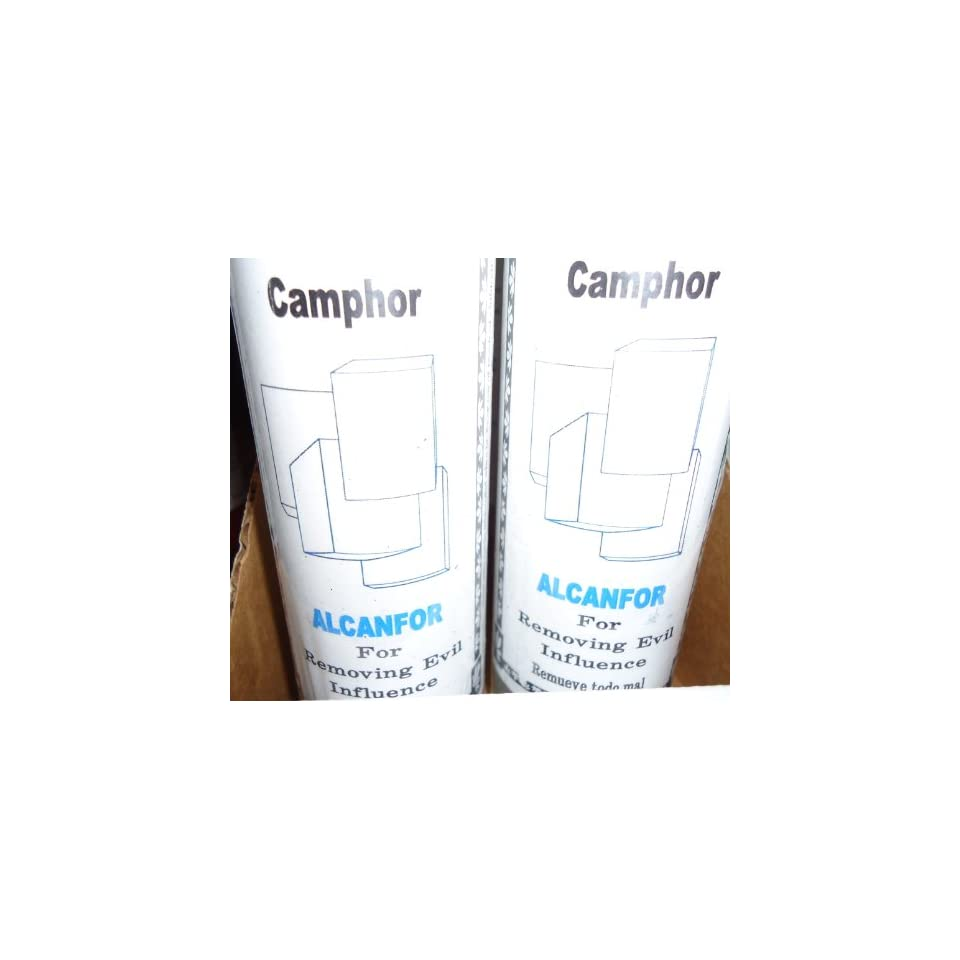 Alcanfor Camphor Evil Removing Prepared 7 Day Candle on PopScreen