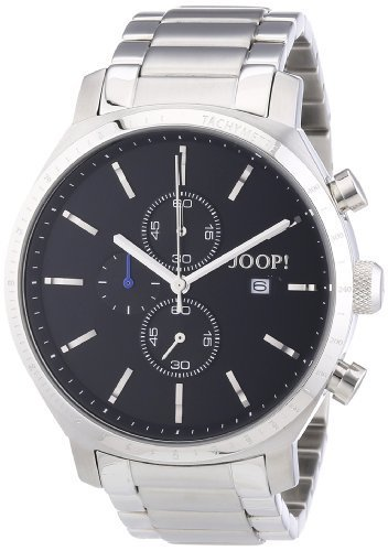 Joop Men's Quartz Watch Phenomenon JP100931F01 with Metal Strap