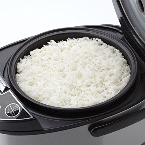 how to cook brown basmati rice in aroma rice cooker
