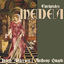 Medea (       ABRIDGED)  Narrated by Judith Anderson, Anthony Quayle