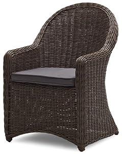Strathwood Hayden All-Weather Wicker Bistro Chair by Li & Fung - Youxin