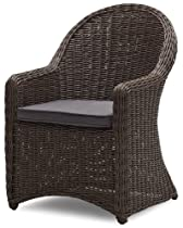 Hot Sale Strathwood Hayden All-Weather Wicker Bistro Chair