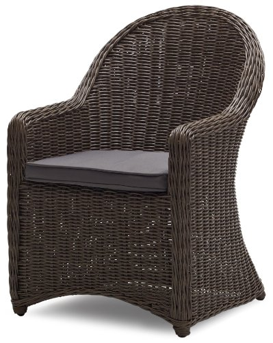 Strathwood Hayden All-Weather Wicker Bistro Chair