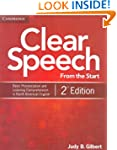 Clear Speech from the Start Student's...