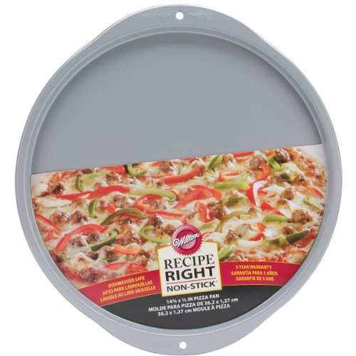 Wilton Recipe Right 14.25-Inch Pizza Pan