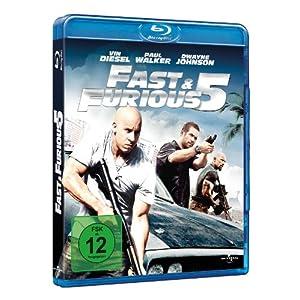 51Zr0yIpxiL. AA300  [Amazon] Fast & Furious 5 [Blu ray] für nur 8,81€ & neue Aktion: Blu ray kaufen und 3 Monate Lovefilm gratis dazu!