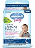 Hyland's Homeopathic Baby Nighttime Teething Tablets, 135 Count