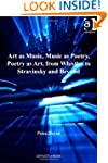 Art as Music, Music as Poetry, Poetry...