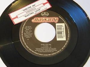 CINDERELLA / Shelter Me / 45rpm record