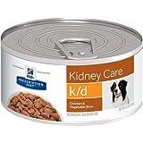 ヒルズ Hills 療法食 犬用 腎臓ケア k/d チキン&野菜入りシチュー156g