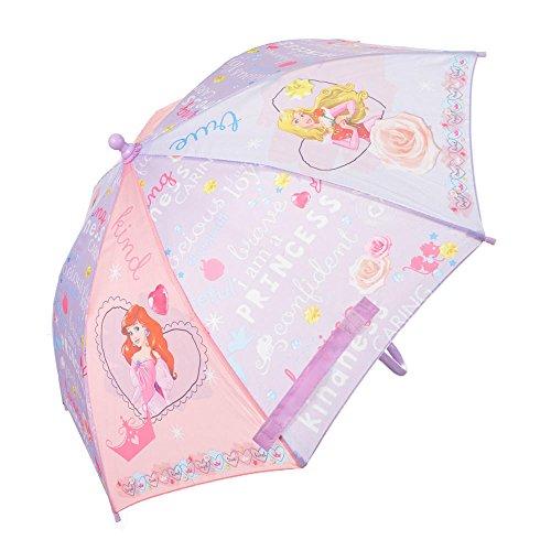 "Disney Princess ""Princess Virtues"" Umbrella - lilac, one size"