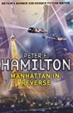 Peter F. Hamilton Manhattan in Reverse