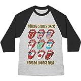 Rolling Stones Voodoo Lounge Baseball Jersey by Bravado
