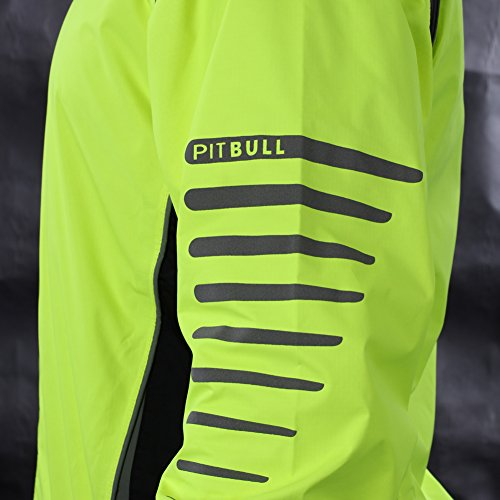 Click Down Pitbull Men's Windproof Waterproof Cycling Coat Long Sleeve Jersey Jacket моноподы click it монопод