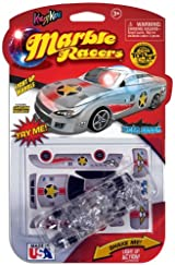 Light Up Marble Racer: Tiger Shark