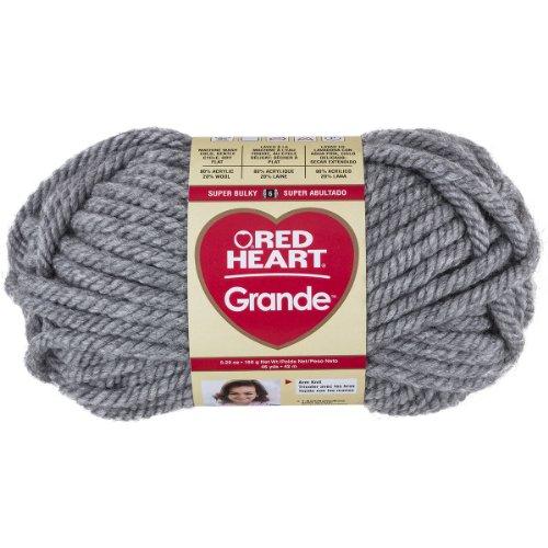 RED HEART Grande Yarn, Foggy