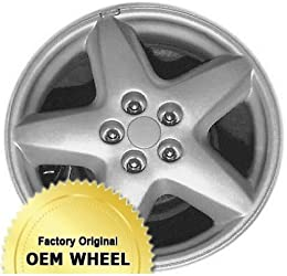 CHEVROLET CAVALIER 16X6 5 SPOKE Factory Oem Wheel Rim- SILVER – Remanufactured