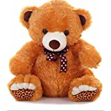 Liviya Teddy Bear Dark (Brown)