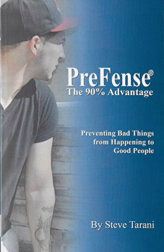 Free Download PreFense - The 90% Advantage by Steve tarani - Lakefweg
