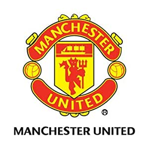 amazon com manchester united wall decal sticker logo 3 manchester united glory glory sang k 248 b wallstickers