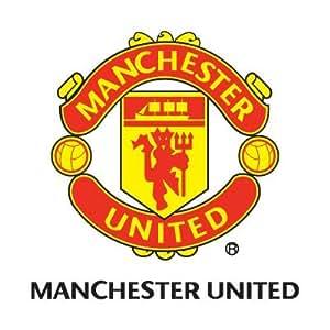 amazon com manchester united wall decal sticker logo 3