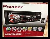 New Pioneer DEH X1650UB Car Audio Stereo CD USB MP3 Player MIXTRAX
