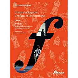 Ravel: L'Heure espagnole