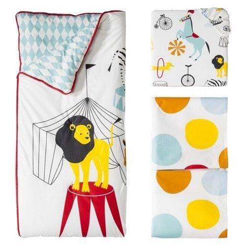 Room 365 Circus 3pc Crib Bedding Set - 1