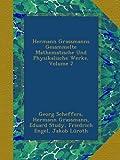 img - for Hermann Grassmanns Gesammelte Mathematische Und Physikalische Werke, Volume 2 (German Edition) book / textbook / text book