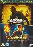 National Treasure 1&2 [DVD]