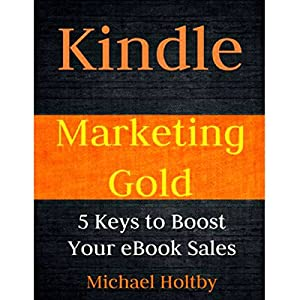 Kindle Marketing Gold Audiobook