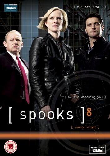 Spooks - BBC Series 8 (New Packaging) [DVD]