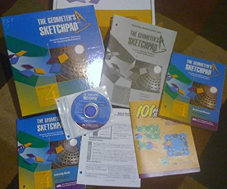 The Geometer's Sketchpad®: Dynamic Geometry® Software for Exploring Mathematics