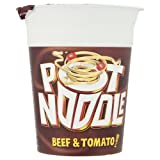 Pot Noodle Beef & Tomato 12x90g