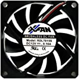 X-FAN 70mmファン RDL7015S