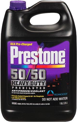 Prestone AF957 HD Pre-Charge 50/50 Antifreeze - 1 Gallon (Prestone Antifreeze 50 50 compare prices)