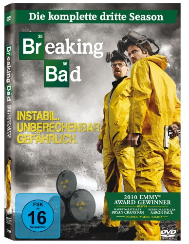 Breaking Bad - Die komplette dritte Season