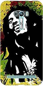 Digitex 1104 Back Cover For ASUS ZenPhone Selfie (Multi-Colour)