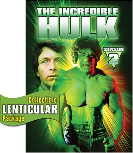 Incredible Hulk: Complete Second Season [DVD] [Import]