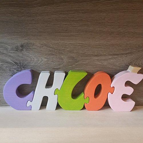 prenom-lettres-puzzle-chloe-en-bois-plaque-de-porte