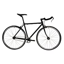 Nashbar Bull Single-Speed Road Bike - 52 CM